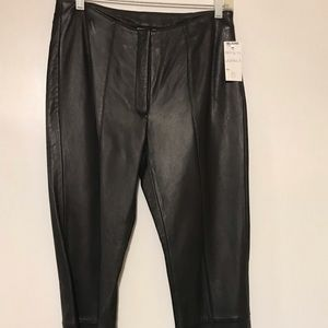 Wilson leather pants